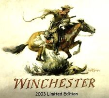 Winchester METAL BOX 2003 Limited Edition 3 Knife Presentation Case XX-1082
