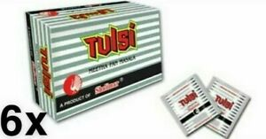 Shalimar Tulsi Meetha Pan Masala Supari 6x 54 Pack Box **FREE SHIPPING TO UK**