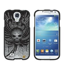 Beyond Cell Protective Case For Samsung Galaxy S4 Wing Skull