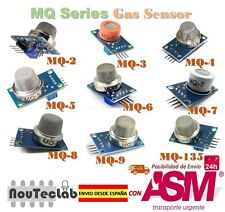 Gas Detection Sensor Module MQ-2 MQ-3 MQ-4 MQ-5 MQ-6 MQ-7 MQ-8 MQ-9 MQ-135