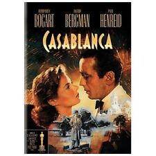Casablanca (DVD 2010) In Skinny Case --  Bogart, Bergman, Paul Henreid