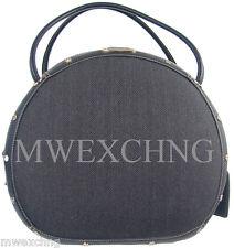 Samsonite Black Label Vintage Collection Beauty Bag Black New