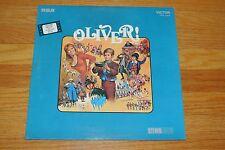 RARE ITALIAN OLIVER! Motion Picture LP Stereo MONO RCA VICTOR FIPS 10805 NM/NM