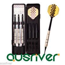 3Pcs Set 18g Safe Plastic Tip Darts for Electronic Dartboard Gold Redruth 10S
