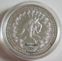 Australien 5 Dollars 2000 Olympia Sydney Känguru 1 Oz Silber