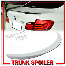 Painted 300 BMW F10 5-Series Performance P-Type ABS Rear Trunk Spoiler Wing