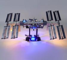 Led Light Kit For 21321 Ideas Series International Space Station Building Bricks