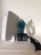 AT&T 2WIRE GATEWAY 2701HG-B DSL Modem, Router Stand, Adapter Data Ethernet Cable