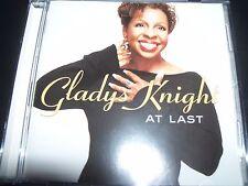 Gladys Knight At Last (Australia) CD – Like New