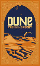Dune by Frank Herbert Barnes & Noble Classic Edition Leatherbound New / Sealed