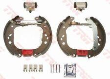 GSK1698 TRW Brake Shoe Set Rear Axle