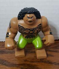 Lego Disney Moana MAUI Minifigure Minifig Figure From Set #41150 Authentic