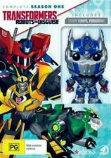 Transformers Robots In Disguise Season 1: Bonus Pop Vinyl, DVD