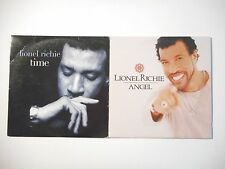 Unique Lot de 2 CD Single ▬ LIONEL RICHIE ▬ Port GRATUIT