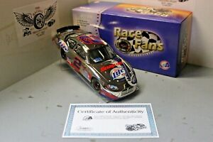 2005 Rusty Wallace Miller Snap-On 85th 1/24 Action Race Fan Color Chrome Diecast