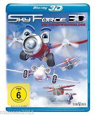Sky Force - Die Feuerwehrhelden [3D Blu-ray]  * NEU & OVP *