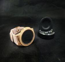 Samsung Galaxy Watch 42mm SM-R815 LTE UNLOCKED Bluetooth - Rose Gold