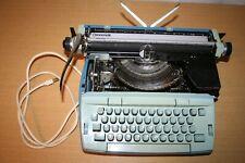 Smith Corona Coronet Cartridge 12 Model 6elw Blue Amp Green Typewriter