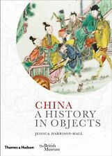 China a History in Objects by Jessica Harrison-hall 9780500519707