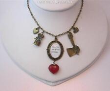 Bronze Modeschmuck-Halsketten & -Anhänger mit Cabochon-Schliffform
