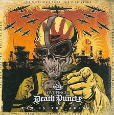 War Is the Answer [Clean] by Five Finger Death Punch