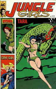 Jungle Girls #1 VF; AC | save on shipping - details inside