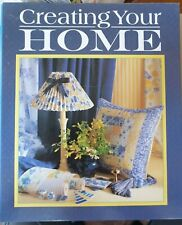 'Creating Your Home' PARTWORK MAGAZINE - 62 issues in 3 binders