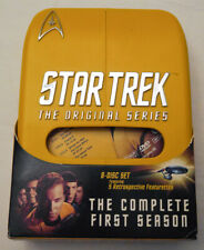 The Complete First Season 8-Disc Set Star Trek The Original Series