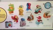 Marvel Tsum Tsum Series 1 Mystery Pack Complete set Of 10 Thor Ironman Avengers