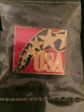 Lapel Pin - New Square Patriotic American Flag Usa