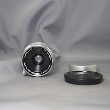 Canon Rangefinder 28mm f2.8 Lens for Leica Screw Mount LTM L39