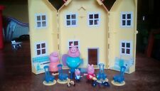 Figuras Y PEPPA PIG HOUSE