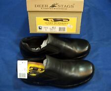Deer Stags Path Blacksmith Round Toe Leather Loafer With S.U.P.R.O. Size 10 1/2M