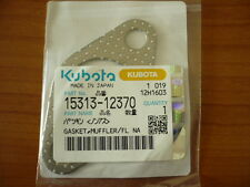 JOINT COLLECTEUR BRIDE de culasse kubota KX41 Mini pelle 1522112370 1531312370