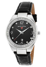 Swiss Legend Passionata Black Dial Ladies Watch 10220SM-01