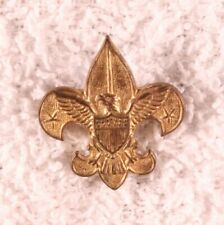BSA Boy Scout - Tenderfoot Scout Rank Pin, stars out - safety pin fastener