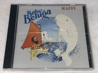 RAFFI BABY BELUGA (CD, 1980) Extremely RARE OOP. Sealed, Fast FREE Shipping, NEW