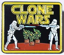 Ten (10) Star Wars Cannabis Clone Wars Hat Pins!