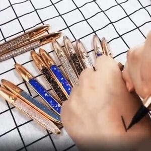 Self-Adhesive Magic Eyeliner Pen No Glue Eyelashes Waterproof Cosmetic