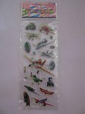 scrapbooking card making aero plane boy stickers design 1