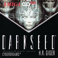 Amiga CD 32 Spiel - Dark Seed nur CD