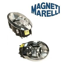 Mini Cooper 04-08 Set of Left and Right Headlights Assembly Xenon OEM Marelli