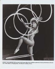 Hula Hooper Marie Perry 119th Edition of Ringling Bros. And B&B Circus