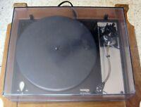 Thorens TD160 MkII SME 3009 Series III S3 ToneArm LP Turntable Mint Boxed 220VAC