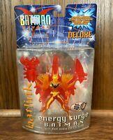 Energy Surge Batman Vintage Batman Beyond Action Figure New 1999 Hasbro 90s DC