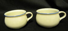 Pair of Studio Nova Gallery Sun Circles 8 oz Cup HJ552 made in Japan