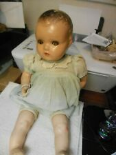 "18"" composition Horsman  Baby with flirty eyes"