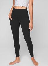 94bdc06ccd10b NEW ATHLETA Salutation Stash Pocket Tight Legging MT M TALL Black Yoga FULL  LGTH