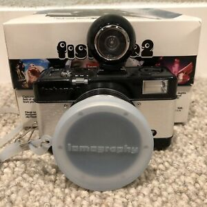 Lomography Lomo Fisheye 2 35mm Film Camera With Viewfinder.