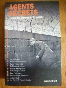 Agents secrets dans la Guerre Froide, collectif, Omnibus 2006